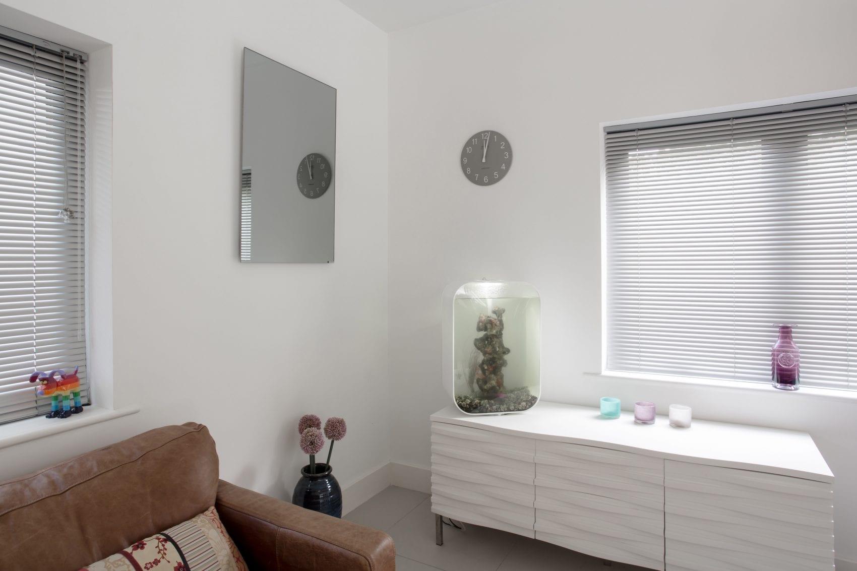 Herschel Inspire Mirror Infrared heating panel