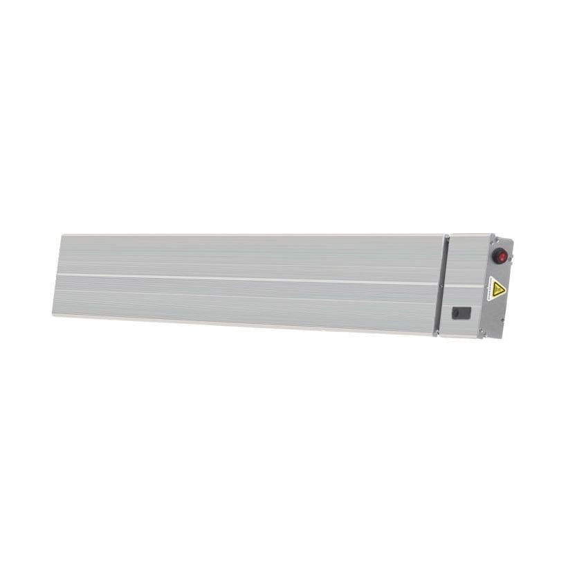 Summit White infrared heater